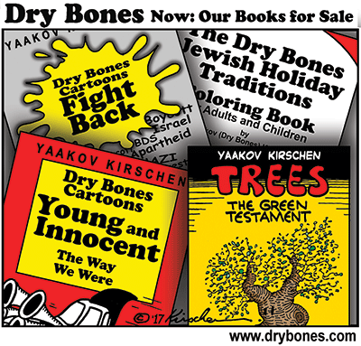Israel, hanukkah, chanukkah, gift, books, Dry Bones, holiday,Amazon, Jewish,