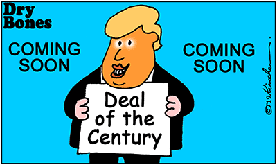 Trump, Deal of the Century, Palestinians, Peace agreement, Middle East,