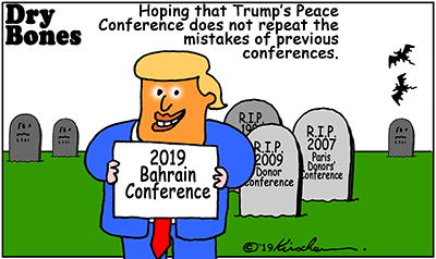 Trump,Bahrain,Arabs, Deal of the Century, Palestinians, Peace agreement, Middle East,