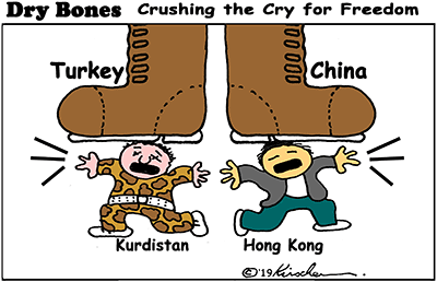 Turkey,Kurds,China, Hong Kong,