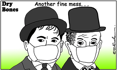 Corona virus, Coronavirus, pandemic, quarantine,Laurel and Hardy,Stan and Ollie,
