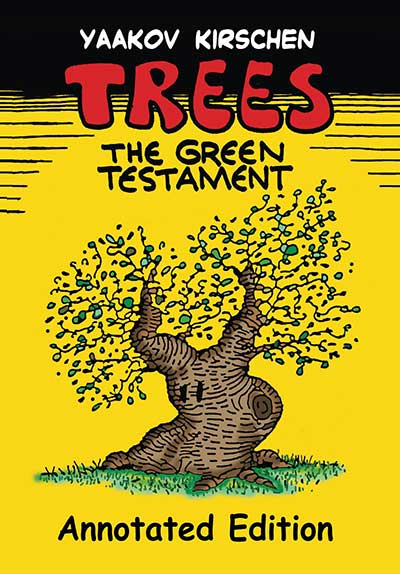 Bible, End Times, End of Days, Trees, The Green Testament,Israel, Hanukkah, Chanukkah, gift, books, Dry Bones, holiday,Amazon, Jewish,